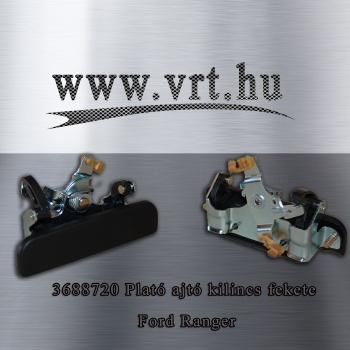 Ford Ranger 2.5 TD Csomagtér (plató) ajtó kilincs fekete