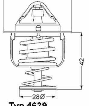 Ford Ranger 3.0 TDCi Termosztát