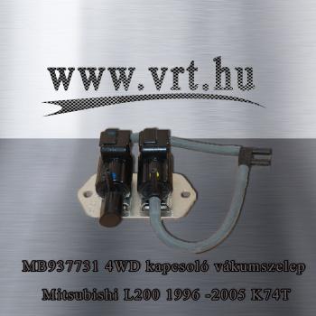 Mitsubishi L200 K74T 4WD kapcsoló vákumszelep