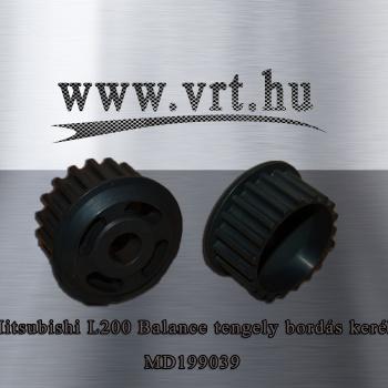 Mitsubishi L200 K74T Balance tengely bordás kerék