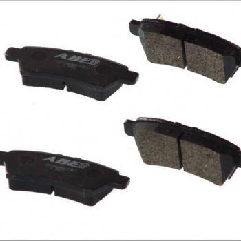 Nissan Navara Fékbetét (hátsó)