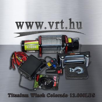Titanium Colorado 12000 LBS csörlő