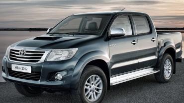 Érkezik az új Toyota Hilux