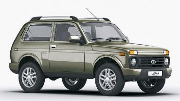 Lada 4×4 Urban (leánykori nevén Niva)