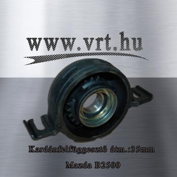Mazda B2500 Kardánfelfüggesztő csapágy (átmérő 35mm!!!)