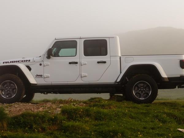 Új dízelt kap az európai Jeep Gladiator