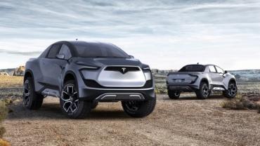 Még az idén várható a Tesla pickup