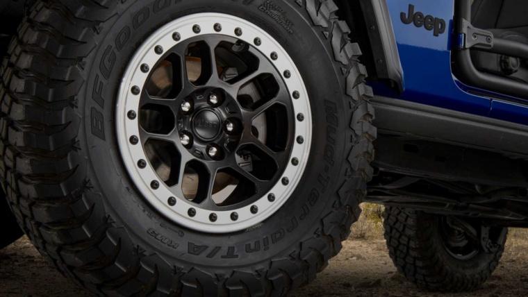 Csak idén kapható ez a tuning Jeep Wrangler