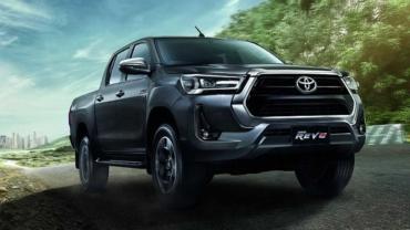 Határozottabb karakter lett az új Toyota Hilux